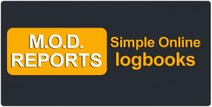 MOD Report Restaurant Logbook