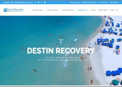 Destin Recovery