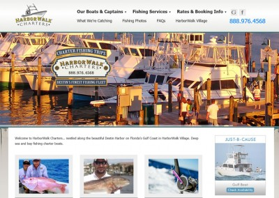 HarborWalk Charters